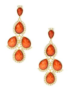 Wiborg Earrings by Amrita Singh on Gilt.com