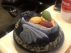 Dragon Cake Pan!! ThinkGeek!