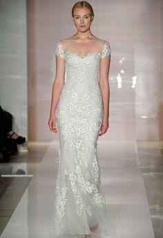 Reem Acra Fall 2014 Wedding Dresses