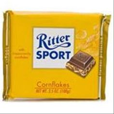 Ritter Sport Cornflakes Chocolate 100g carrier to shipping international usps ups fedex dhl 1428 Day By Dragon Shopping Thank You -- See this great product.