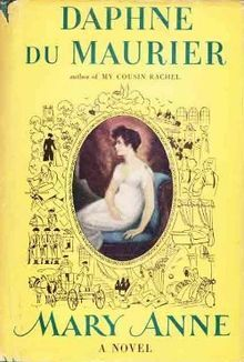 """""""One lesson to bear in mind when danger threatened. When faced with a doubtful decision ... audacity first."""" -- Daphne du Maurier, Mary Anne"""