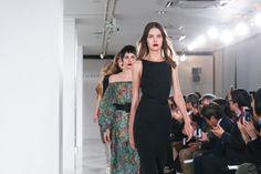 イヴ・サンローラン70年代のヴィンテージ公開 ユナイテッドアローズ本店でショー | Fashionsnap.com