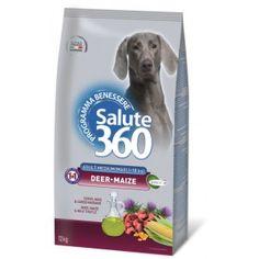 SALUTE 360 - Hrana pentru caini adulti Mai