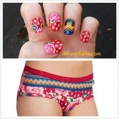 fashion = nail art