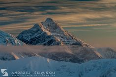 Krivan, The High Tatras, Slovakia. Mountain Photography, Landscape Photography, High Tatras, Mount Everest, Mountains, Nature, Travel, Pictures, Voyage