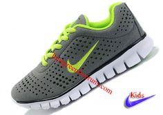 Kids Nike Free Run + Shoes 004