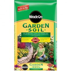 Scotts Miracle Gro Garden Soil Flower Vegetable Manufactured To The Highest Quality Available Design Is Stylish And Innovative