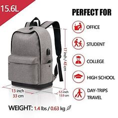 67d42eb4e8 Laptop Backpack 15.6