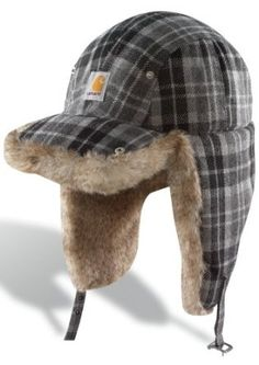 Carhartt Men's Camden Trapper Hat