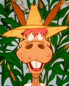 "Hee Haw ""Pickin and Grinnin"" .... Rudy the Donkey                                                                                                                                                                                 More"