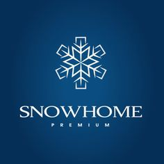 Snowhome, logo design by Fidarta