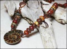 Mermaid's Treasure... Handmade Jewelry Necklace by Fanceethat, $98.00