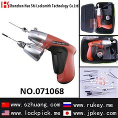 Locksmith tool advanced Electric Pick Gun/071068 ..............