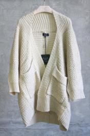 Willowby Sweater, Black, LG