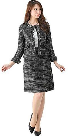 【スカートスーツ】レディース スカートスーツ 長袖 3点セット ピンク - https://ladysfashion.click/items/121031