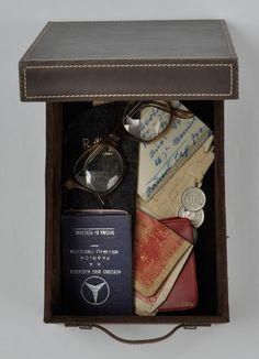 Personal belongings of Eichmann.