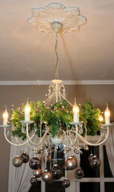 Christmas....... love this I wish I could go up and down a ladder with ease..... not so much
