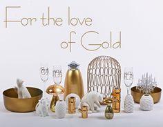 GOLDEN TOUCH #deco