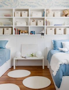 Cute shared space