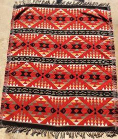 Aztec Blanket by GypsyTreasuresLB on Etsy