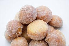 Varomeando: Donuts holes