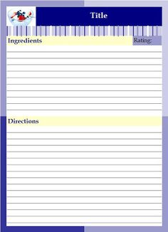 97 best kitchen binders recipe cards images on pinterest free