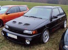 1992 Mazda 323 Familia GTR
