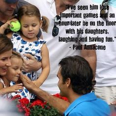 Daddy Fed:) how gorgeous Roger, you are a good Example for geary, stupis people!!!!