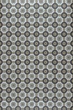 Erebos | Papel de parede geométrico | Padrões de papel de parede | Papel de parede dos anos 70