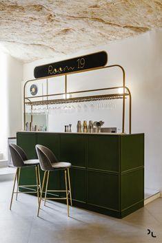 View the full picture gallery of Galleria - Coffee Music Art Design Café, Kiosk Design, Booth Design, Store Design, Design Shop, Design Ideas, Decoration Restaurant, Bar Restaurant, Restaurant Design