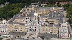 Convento de Mafra - PORTUGAL Mein Land, Visit Portugal, Azores, Portuguese, Spain, Castle, Carol Ann, Europe, Beautiful