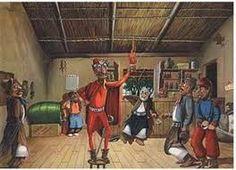 Estanislao del Campo - Fausto - ilustrado por Florencio Molina Campos.
