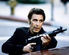 Heat (1995). One of my all-time favorites.