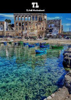 San Vito - Polignano a mare - Puglia - ITALIA - Patrones Tutorial and Ideas Places Around The World, The Places Youll Go, Travel Around The World, Places To Go, Around The Worlds, Italy Places To Visit, Vacation Places, Dream Vacations, Vacation Spots