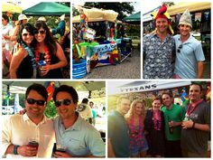 Newcor Hosts Annual Jimmy Buffett Tailgate