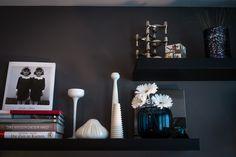 Diane Arbus, Man Cave, Shelf, Porcelain, Relax, Mid Century, Book, Design, Decor