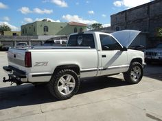 Custom Chevy Trucks, Gm Trucks, Chevrolet Trucks, Lifted Trucks, Pickup Trucks, 1993 Chevy Silverado, Chevy Silverado 1500, Single Cab Trucks, Muscle Cars