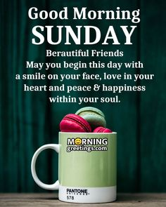 Good Morning Prayer Quotes, Sunday Morning Quotes, Good Sunday Morning, Morning Prayers, Good Life Quotes, Life Is Good, Wishes Images, Morning Greeting, Positivity