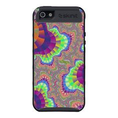 Customizable California Rainbow Gear iPhone 5 Skinit Case. Check this product out at www.zazzle.com/wonderart*