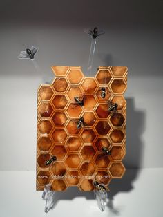 Honeycomb Buzz Handmade by Deb Blake