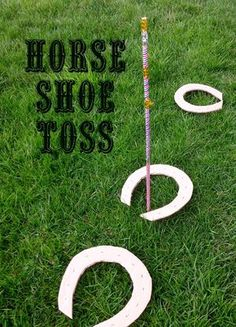 Mothers Madness: Wild West horse shoe toss Good idea for Melbourne Cup Week Birthday 60, Horse Birthday Parties, Cowboy Birthday, Wild West Theme, Wild West Party, Horse Party, Cowgirl Party, Cowboy Theme, Wild West Crafts