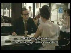 Filme: Os amantes do Café Flore Jean Paul Sartre, Youtube, Writer, Movies, Reading, Livros, Women's, Simone De Beauvoir, Lovers