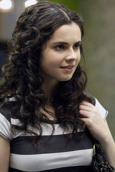 Vanessa Marano. I adore her hair.