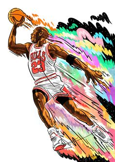For the love of the game. Michael Jeffrey Jordan