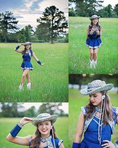 Senior Drill Team Dancer,  Tanya Saenz Photoraphy | Tomball, TX