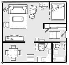Sm hus og hus p hjul on pinterest for Small house design contest winners