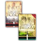 Carol Umberger's Scottish Crown Series; 1-Circle of Honor, 2-The Price of Freedom, 3-The Mark of Salvation, 4-The Promise of Peace
