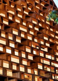 Local House. Location: Saint Kilda VIC 3182, Australia; firm: MAKE architecture; photos: Peter Bennetts; year: 2014