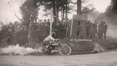 Vintage Norton Motorcycles: Norton at the 1914 Isle of Man TT