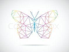 butterfly geometric - Google zoeken